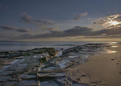 Beach in Lorne, Great Ocean Road