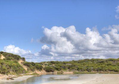 Beach of Warrnambool