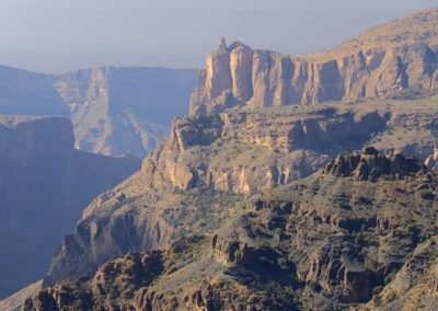 Jabal Al Akhdar Canyon