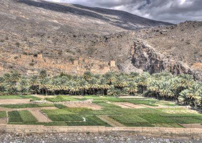 At the feet of Jabal Shams